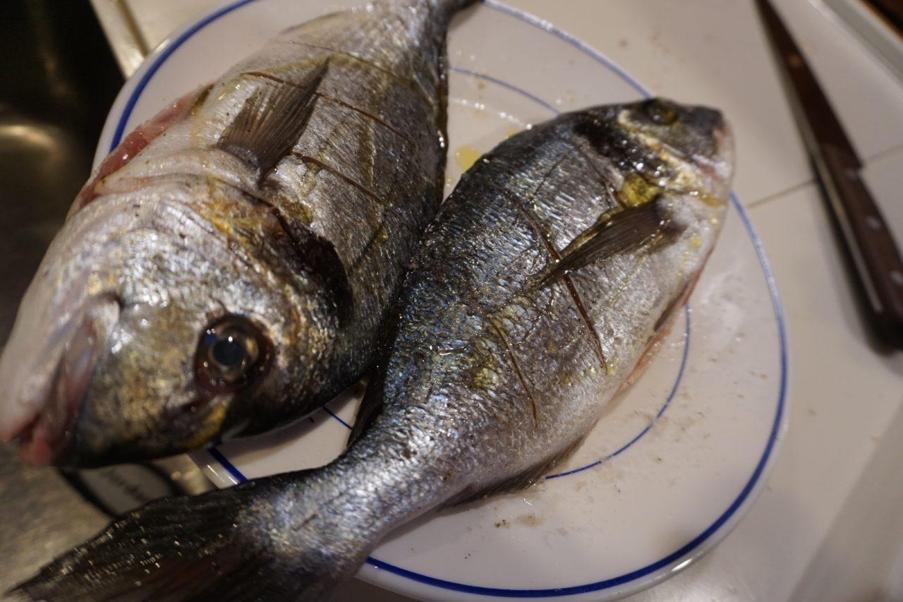 Båtmat #37: Cuisine bretonne og fiskefest på grillen