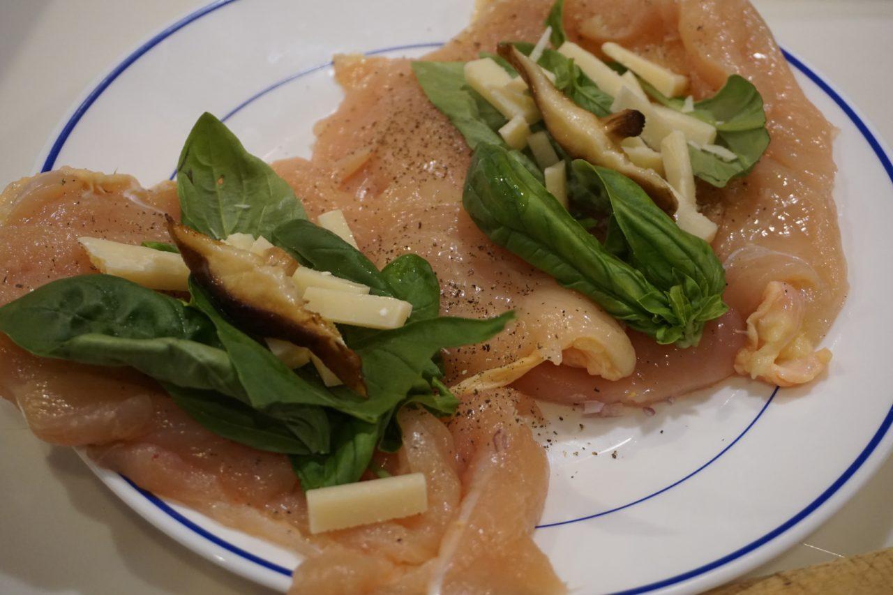 Båtmat #41: Butterfly Chicken Italian Style