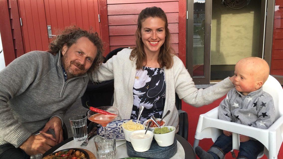 Fra Grimstad til Stavanger