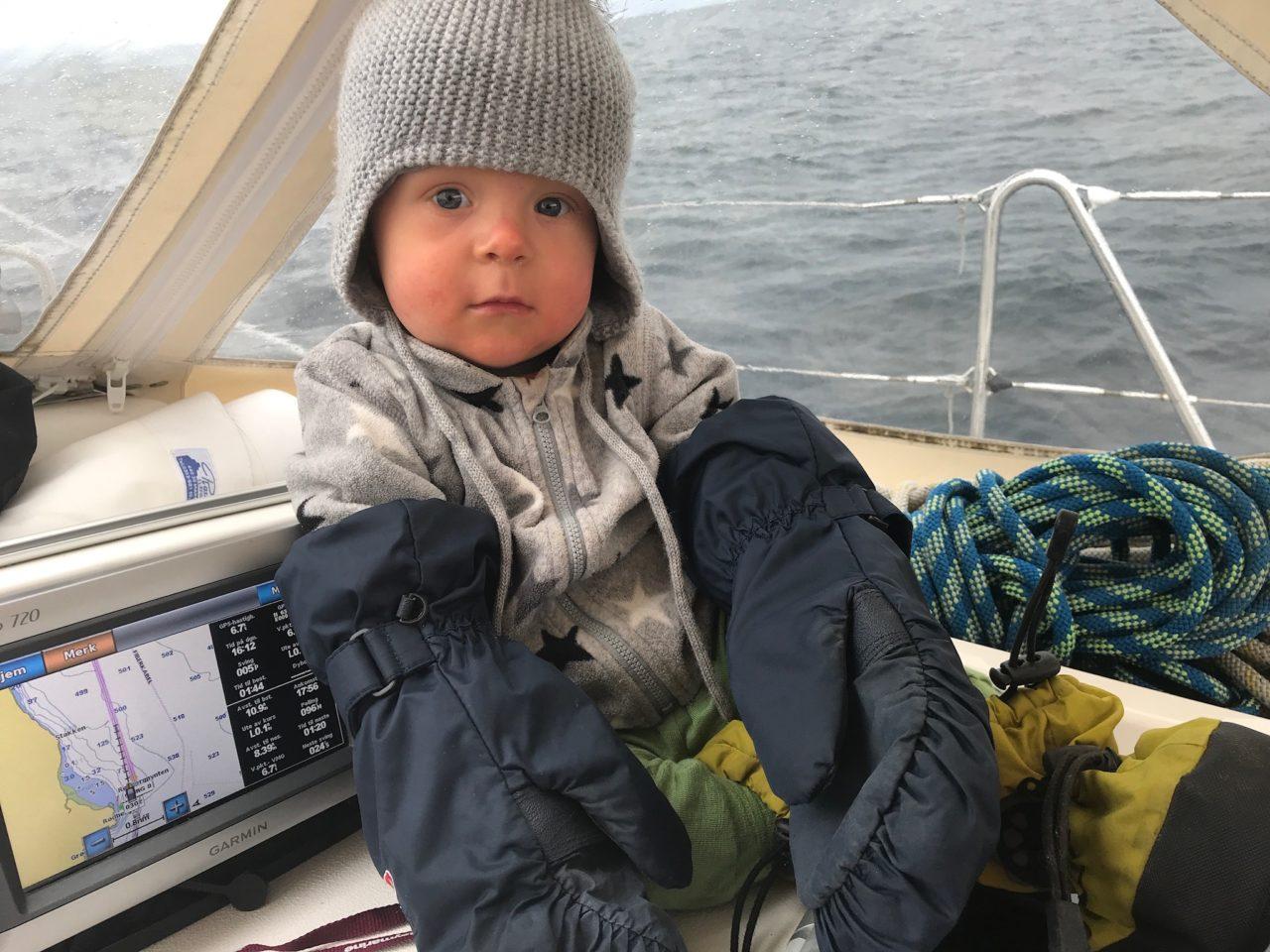 Fra Kristiansund til Inderøy