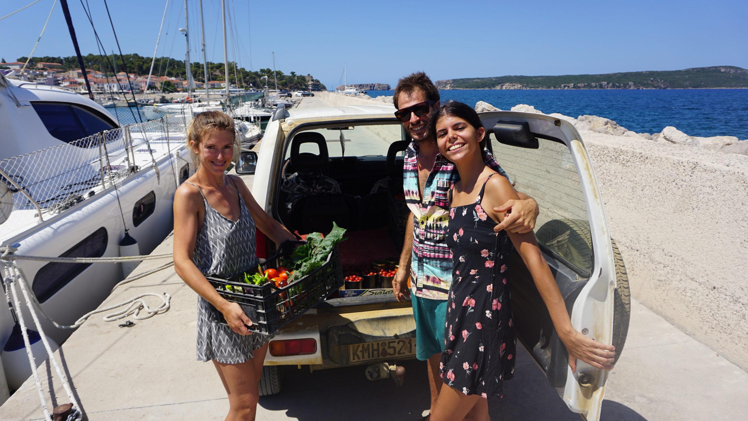 Økologisk overraskelse i Pylos