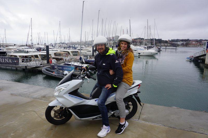 Båtmat #42: Spicy svinegryte etter tur i Porto