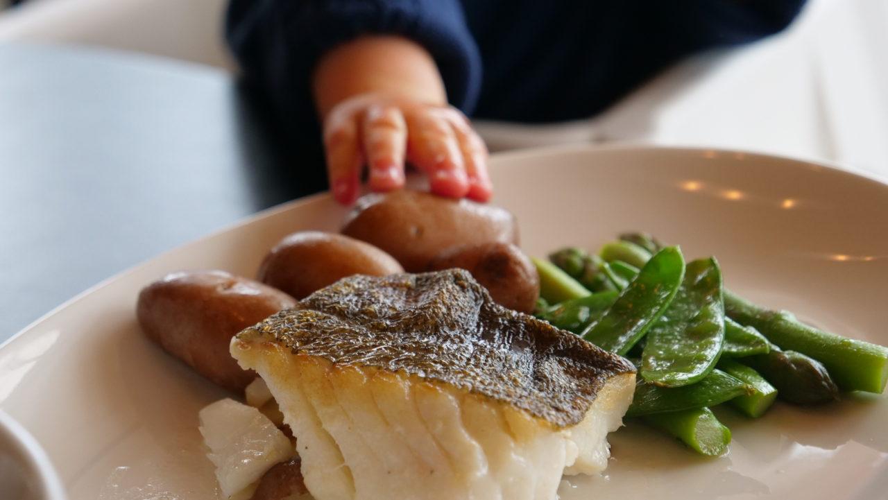 Næringsrik og enkel barnemat i båt