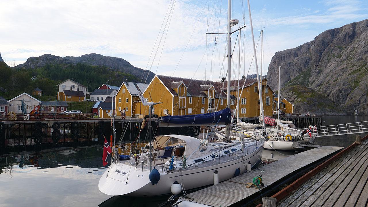 Norges eldste fiskevær