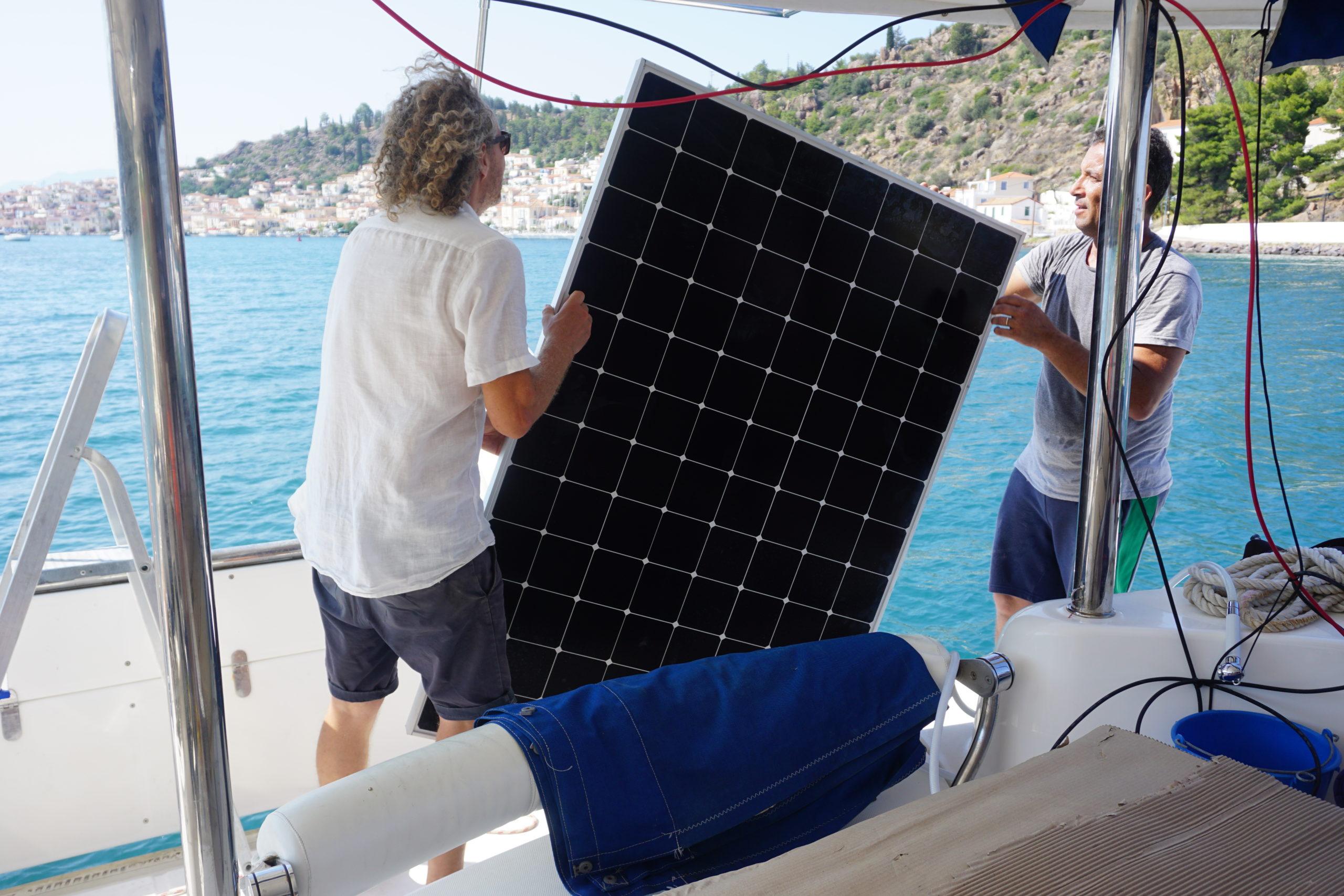 Solcellepanel og mye mer