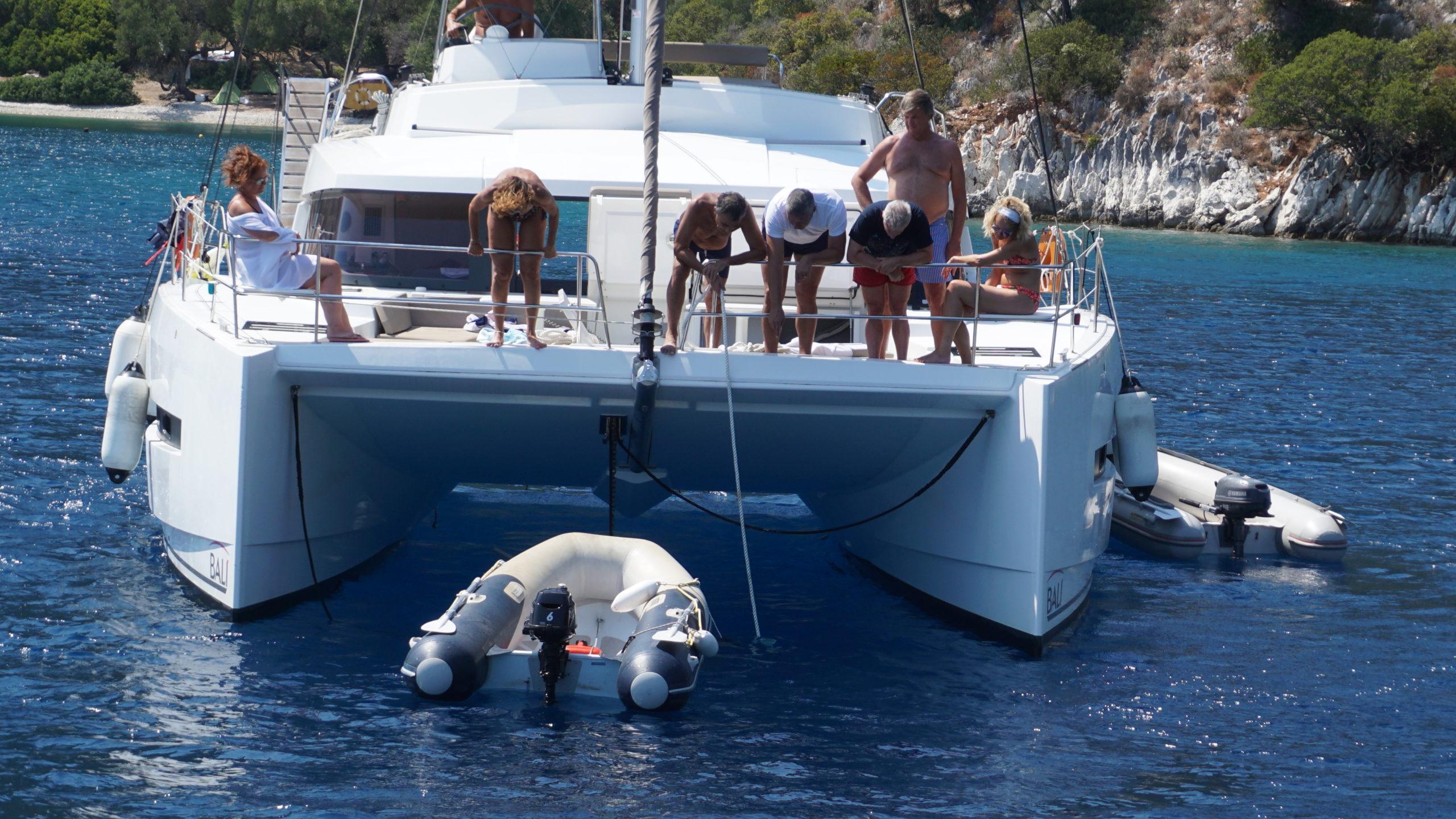 Drama på Odyssevs øy